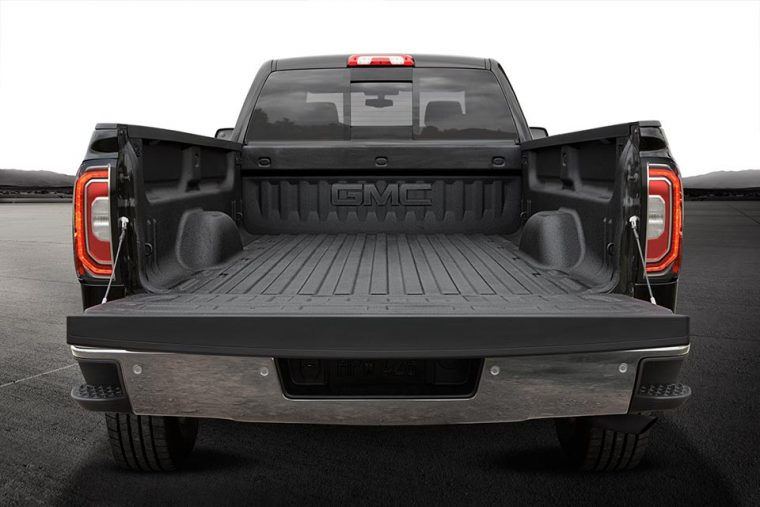 GM to Use Carbon Fiber Beds in Upcoming Trucks
