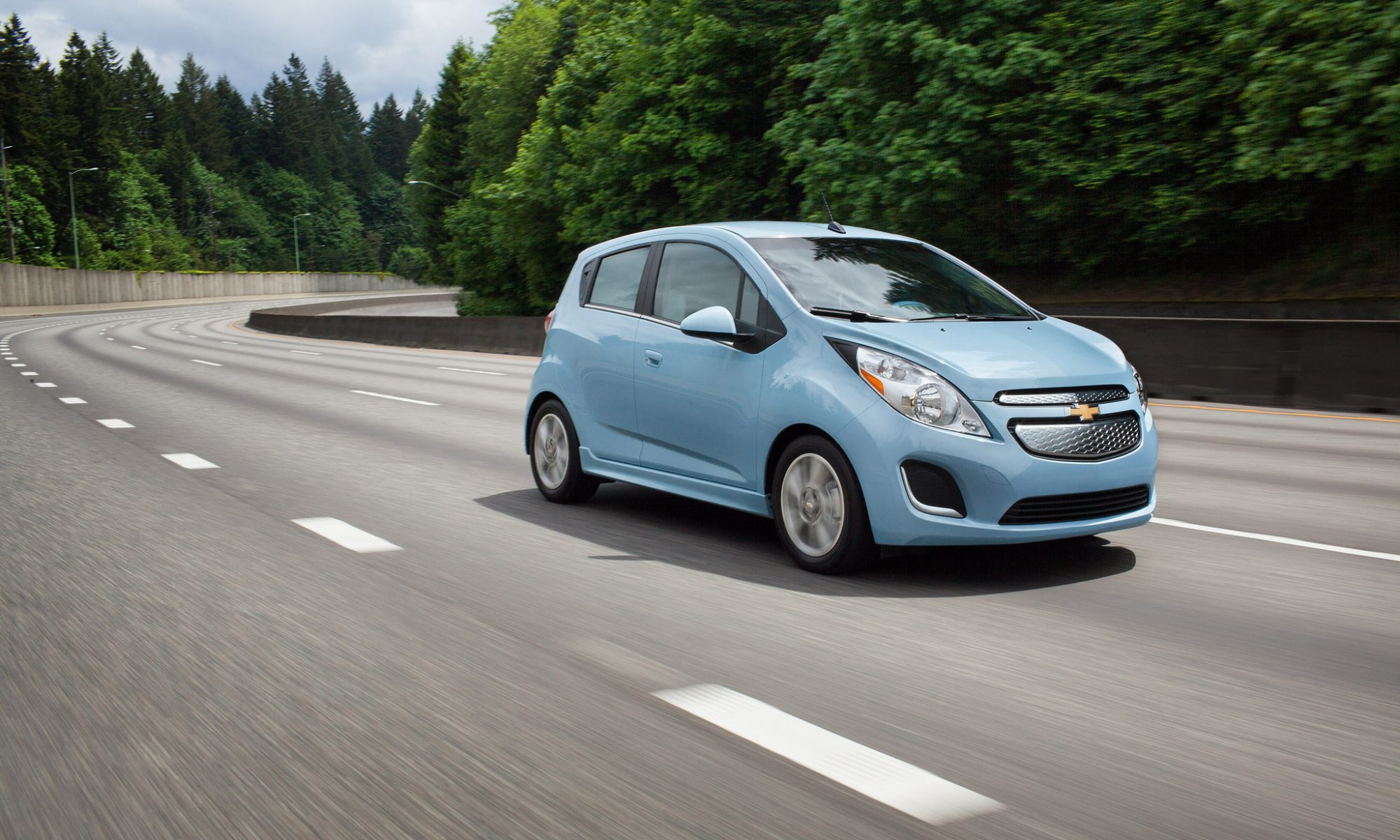 difference between the Chevy Sonic and Spark