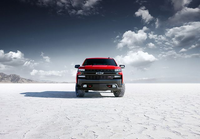 2020 Silverado Heavy Duty