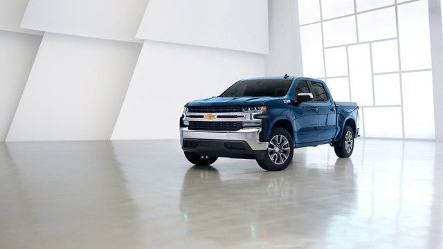 efficiency for the new diesel Silverado engine