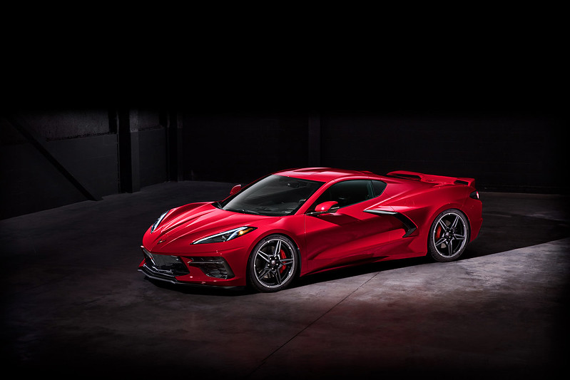 The First-Ever Mid-Engine Corvette Sold for $3 million at Auction | ELCO Chevrolet | Ballwin, MO
