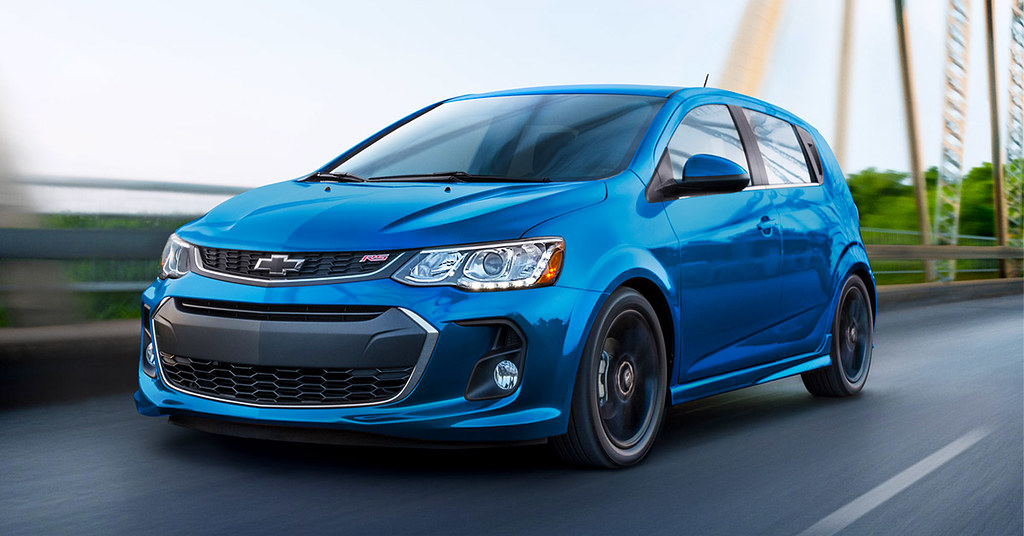 2020 Chevy Sonic - Best cars for Recent Graduates | ELCO Chevrolet | Ballwin, MO